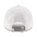 New ERA Miami HEAT White 2017 Draft Dad Adjustable Cap - 2