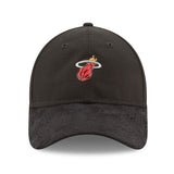 New ERA Miami HEAT Ladies 17 Draft Adjustable Cap - 2
