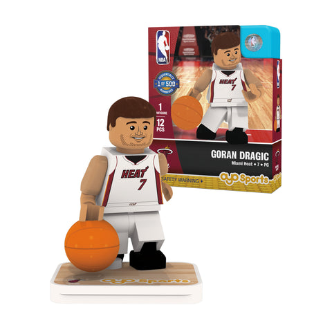 OYO Sports Miami HEAT Goran Dragic Minifigurine