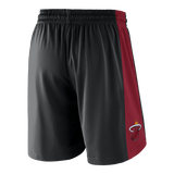 Nike Miami HEAT Youth Practice Shorts - 2