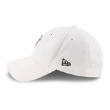 New ERA Miami HEAT White 2017 Draft Dad Adjustable Cap - 4