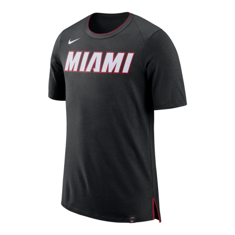 Nike Miami HEAT BB Fan Short Sleeve Top Tee