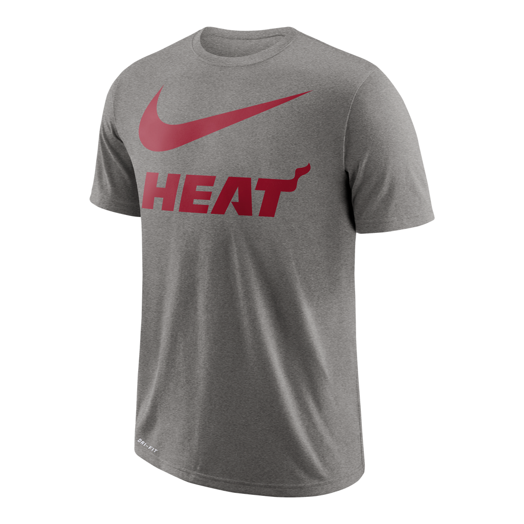 Nike Miami HEAT Kids Short Sleeve Swoosh Team Tee - featured image
