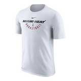 Nike Miami HEAT Youth Short Sleeve Miami Practice Tee - 1