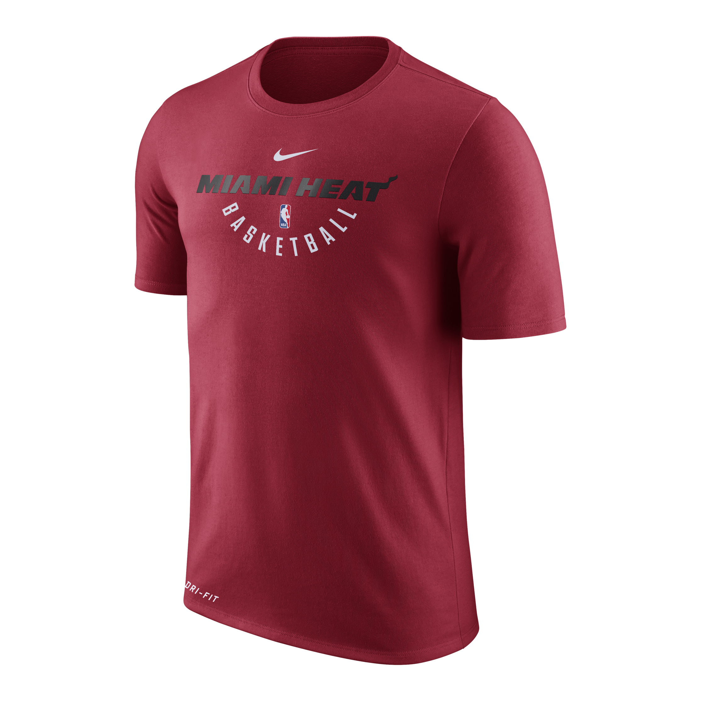 7bffbe73 ... Nike Miami HEAT SS Practice Tee - featured image ...