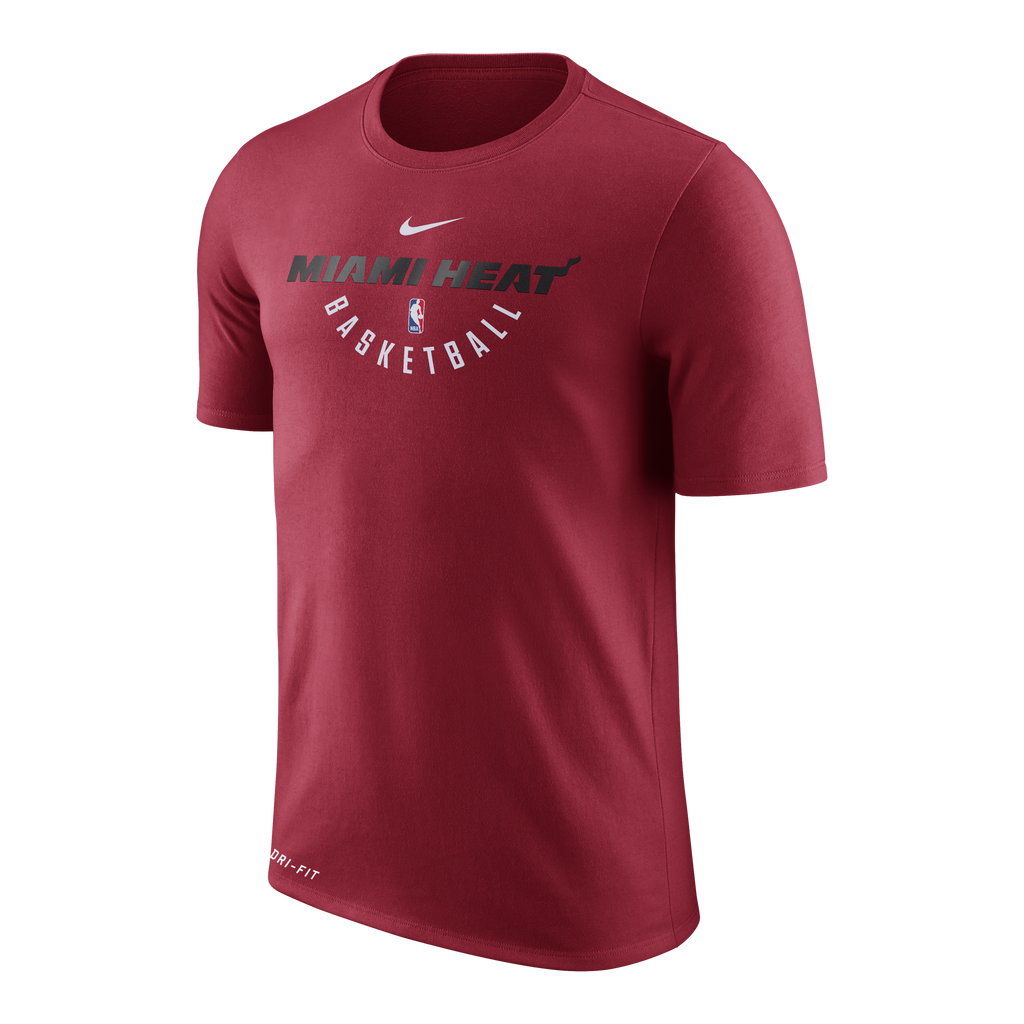 Nike Miami HEAT Kids Short Sleeve Practice Tee - featured image