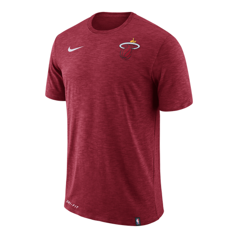 Nike Miami HEAT Short Sleeve Facility Tee