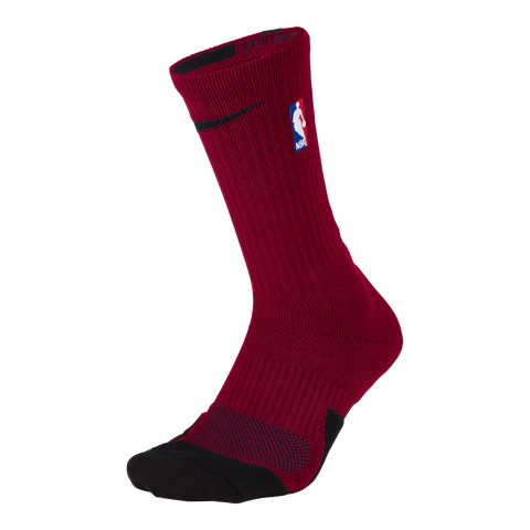 Nike Miami HEAT NBA Elite 1.5 Crew Sock