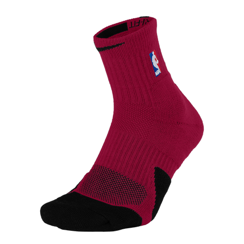Nike Miami HEAT NBA Elite 1.5 Mid Sock