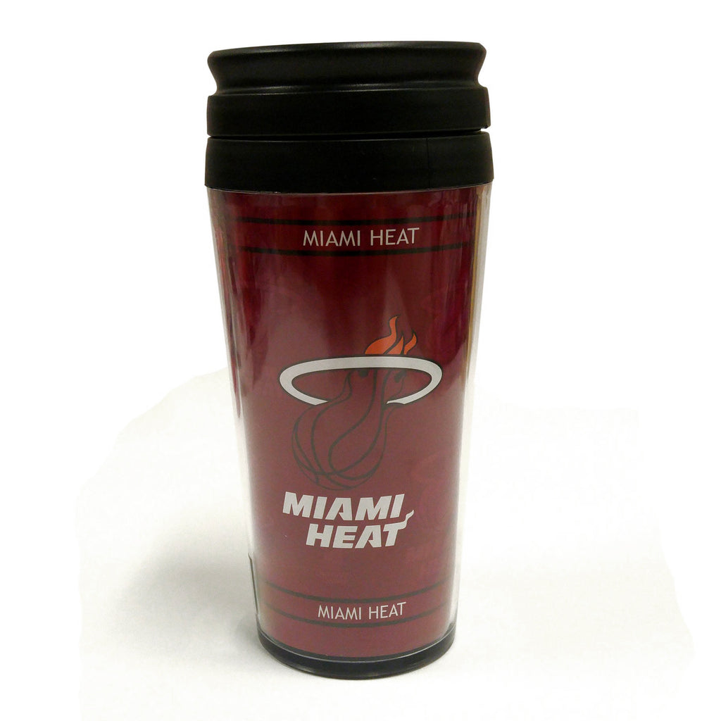 Miami HEAT Fullwrap Tumbler - featured image