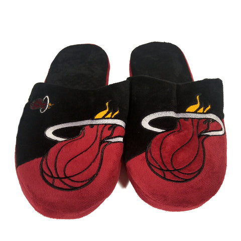 Forever Collectibles Miami HEAT Slippers