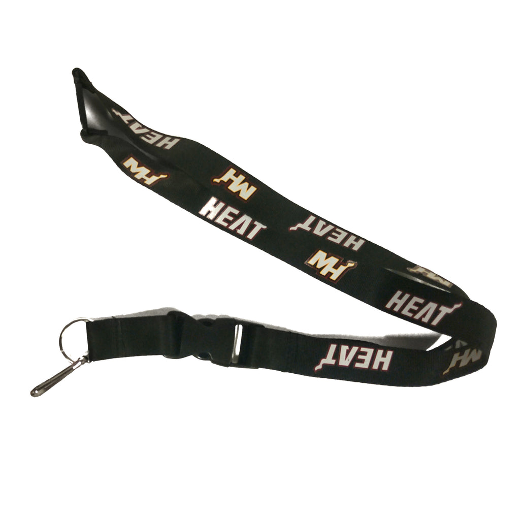 Aminco Miami HEAT Hardwood Classic Lanyard - featured image