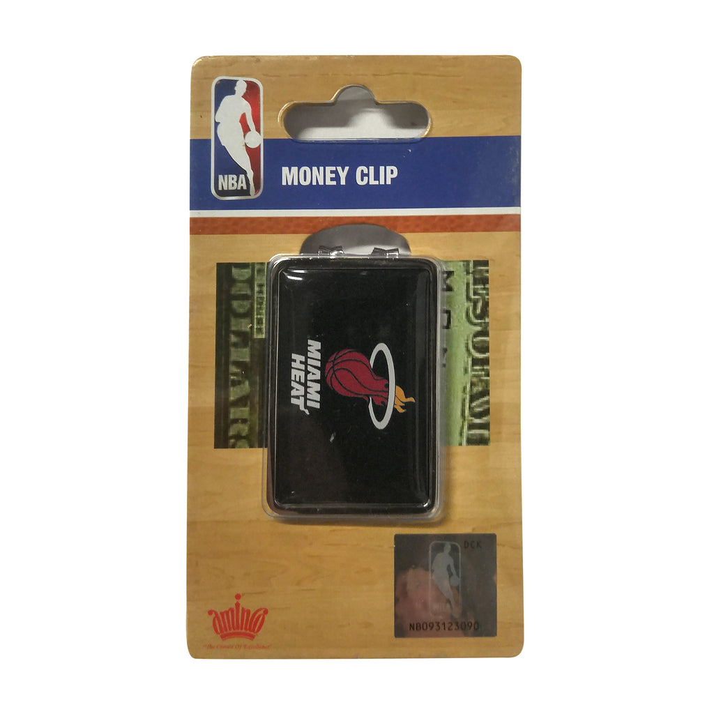 Miami HEAT Deluxe Money Clip - featured image