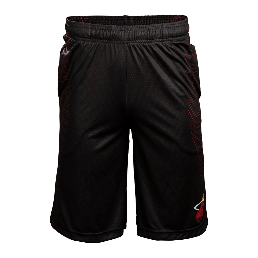 Miami HEAT Youth Sublimated Shorts - featured image