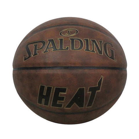 Spalding Miami HEAT Legend Composite Basketball