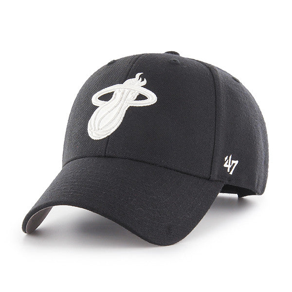 '47 Miami HEAT Trackster Clean Up Adjustable Cap - featured image