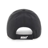 '47 Miami HEAT Trackster Clean Up Adjustable Cap - 2
