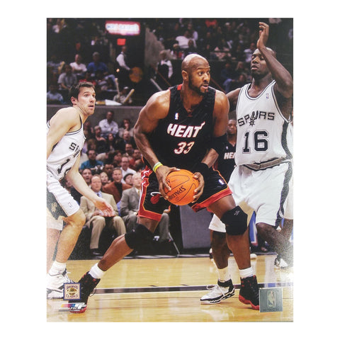 Miami HEAT Alonzo Mourning 8x10 Photo