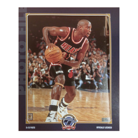 Photofile Glenn Rice Miami HEAT 8x10 Photo