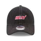 New ERA Miami HEAT Junior Solid Team Hit Cap - 1