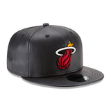 New ERA Miami HEAT Team Triumph Cap Fitted - 4
