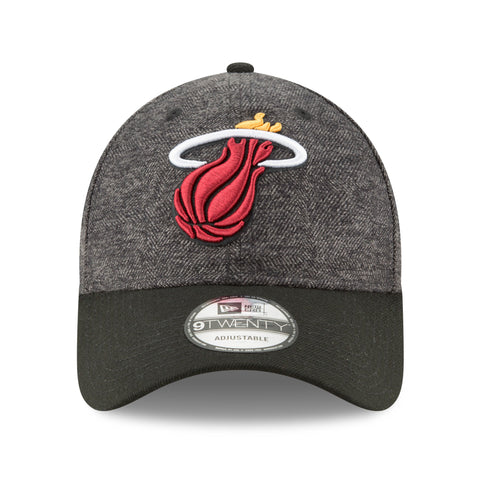 New ERA Miami HEAT Tweed Turn Cap