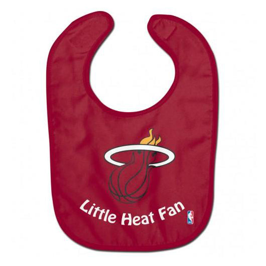 Wincraft Miami HEAT Pro Baby Bib Fan - featured image