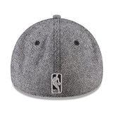 New ERA Miami HEAT Tweed Black Label Fitted Hat - 2