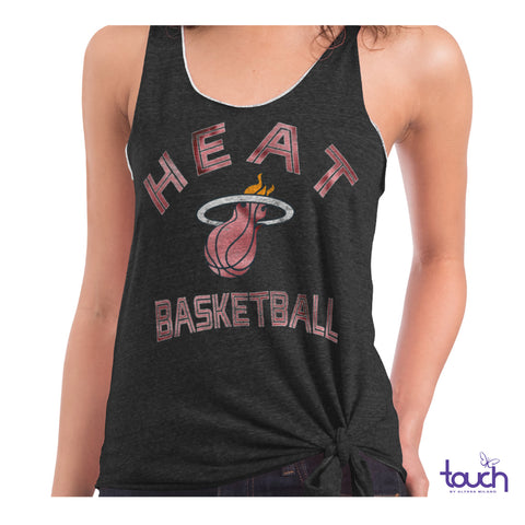 GIII Miami HEAT ladies Tailgate Tank