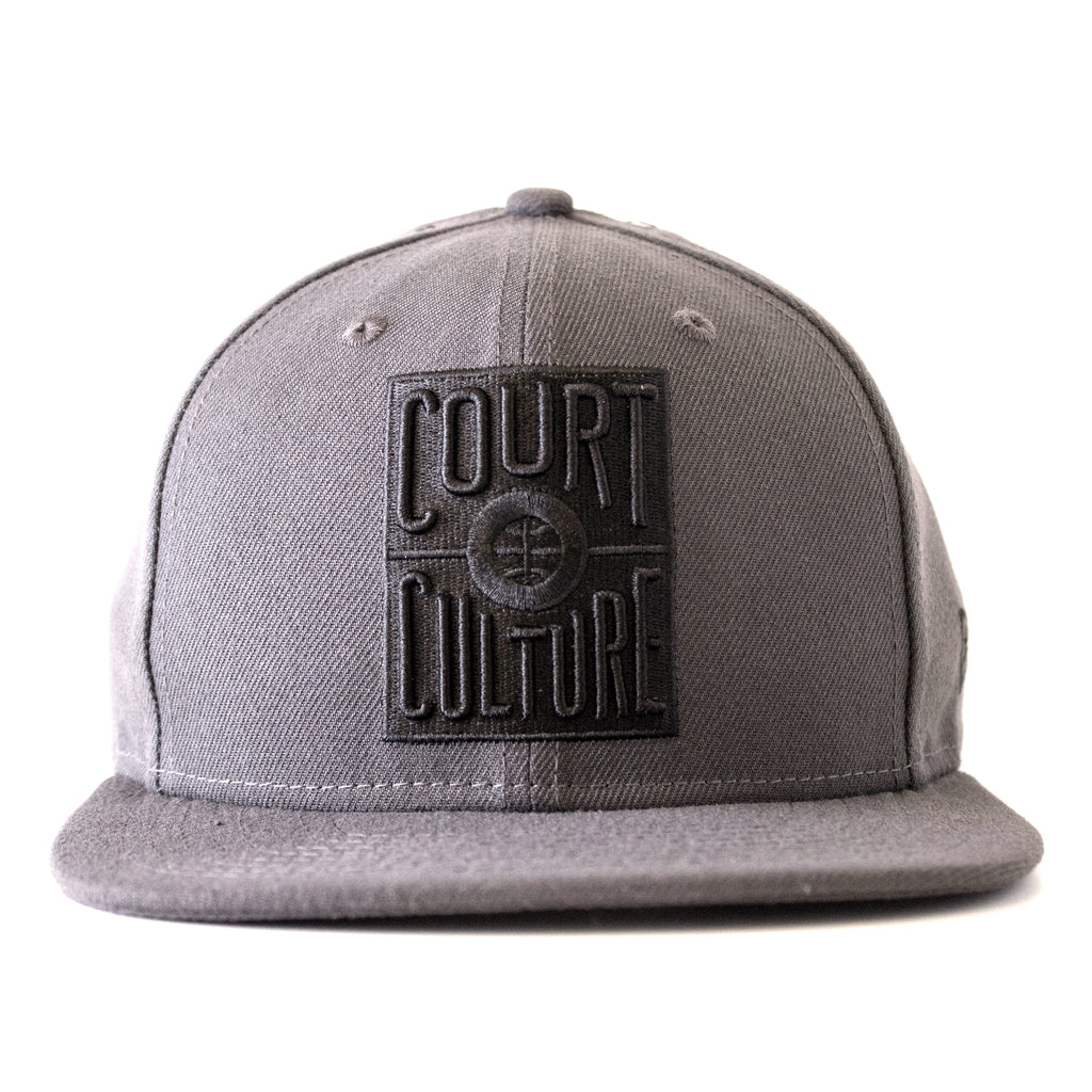 Court Culture Logo Snapback - featured image