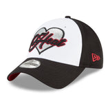 New ERA Miami HEAT Youth Sparkly Fan Cap - 3
