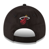 New ERA Miami HEAT Youth Shimmer Shine Cap - 2