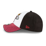 New ERA Miami HEAT Youth Shimmer Shine Cap - 4