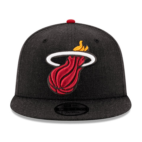 New ERA Miami HEAT Heather Hype of Snap