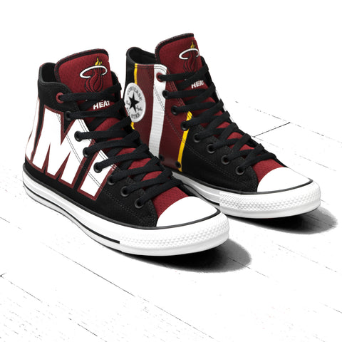 Converse Miami HEAT Hightops