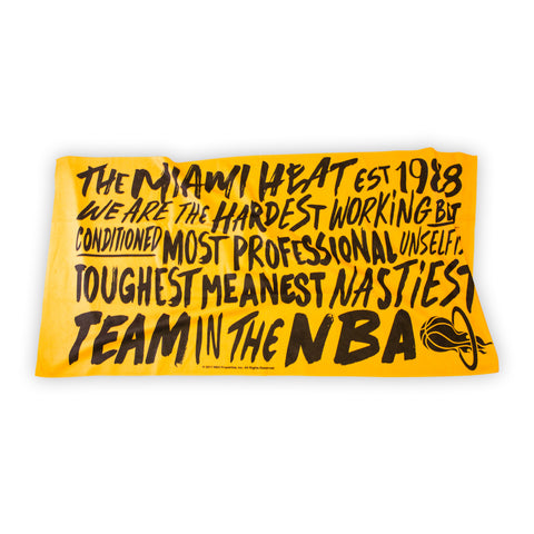 Court Culture Mantra Beach Towel
