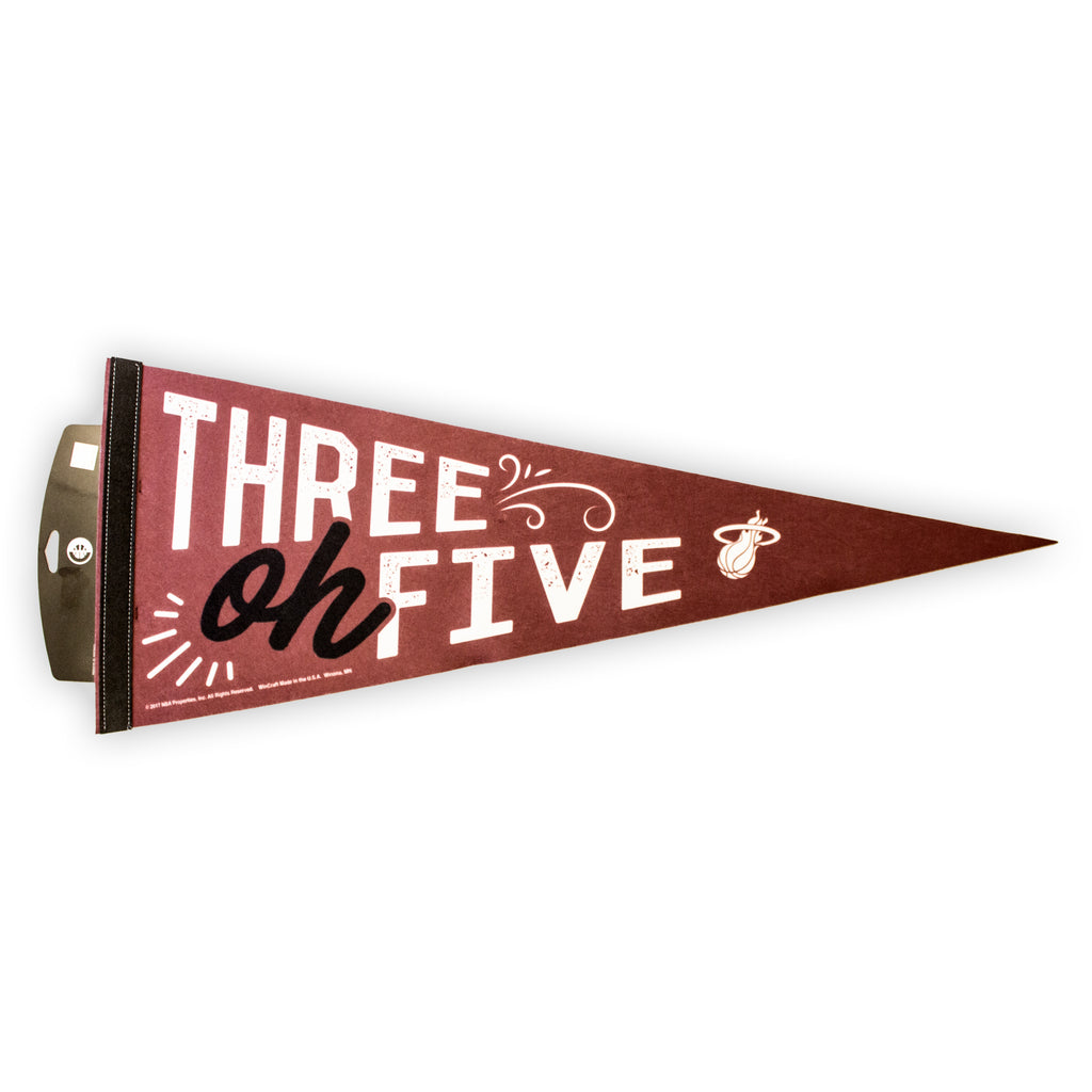 Court Culture Three Oh Five Pennant - featured image