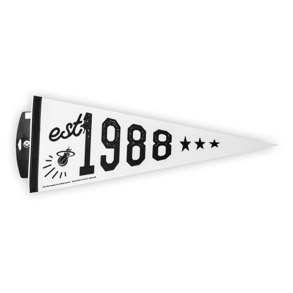 Court Culture EST.1988 PENNANT - featured image