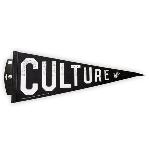 Culture Pennant