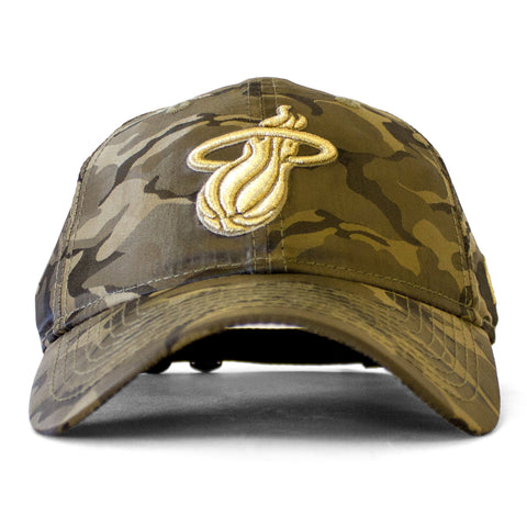 Court Culture Camo Nylon Dad Hat