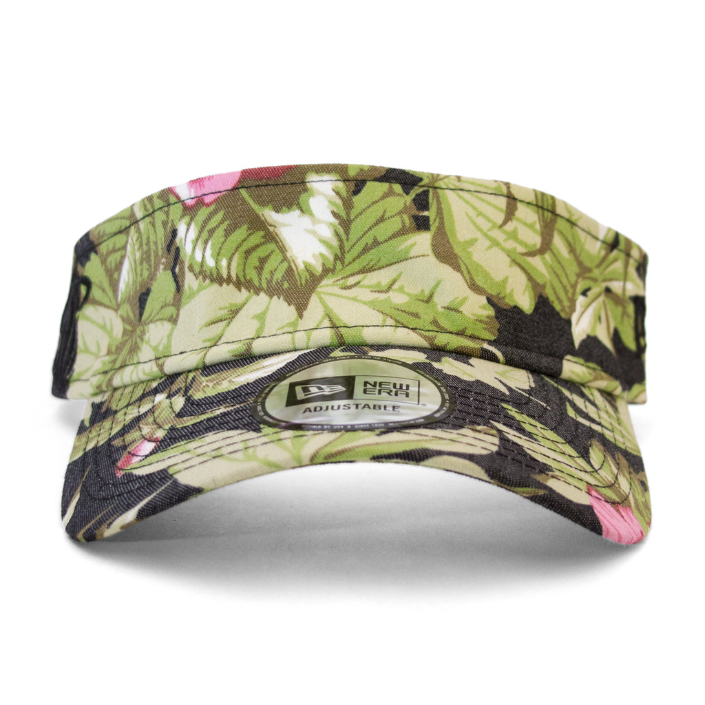 Court Culture Floral JJ Visor - featured image