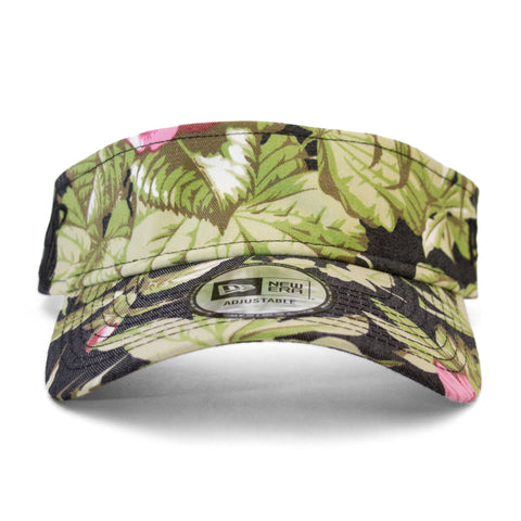 Court Culture Floral JJ Visor