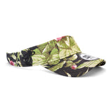 Court Culture Floral JJ Visor - 2