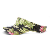 Court Culture Floral JJ Visor - 3