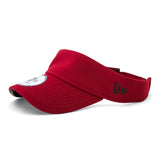 Court Culture Red JJ Visor - 2