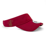 Court Culture Red JJ Visor - 3