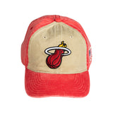 Mitchell & Ness HEAT Flagged Cap - 1