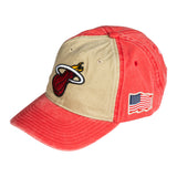 Mitchell & Ness HEAT Flagged Cap - 3
