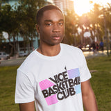 Men Vice Basketball Club Tee - 3