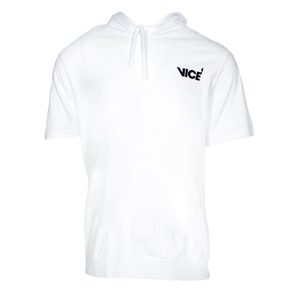 Vice Uniform City Edition Beach Club Short Sleeve Hoodie - featured image